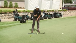 Triplett's calibration drill to sink more putts