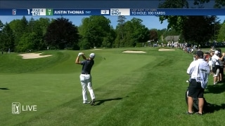 Highlights: Thomas (65), Koepka (66) rebound in Canada