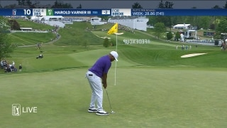 Highlights: Varner III (67) scrambles at RBC Canadian Open
