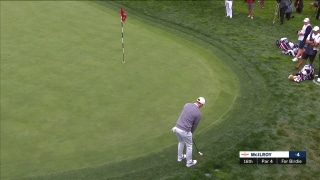 Highlights: Rory rolls it in from fringe at 16