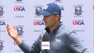 Spieth (69): 'Today was a could've been round'