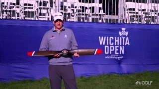 Norlander survives five-man playoff to win Wichita Open