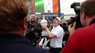 Knox on 2018 Irish Open win: 'It was written in my cards'