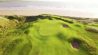 Lahinch hosts Dubai Duty Free Irish Open
