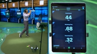 Lanyi: Wedge swing speed variance