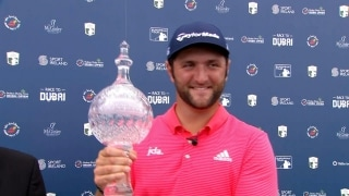 Highlights: Rahm catches fire in come-from-behind Irish Open victory