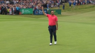 Rahm (62) rallies for second Irish Open: 'Special' to join Seve