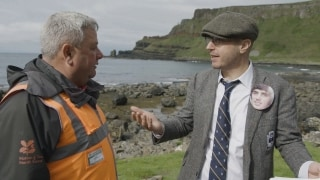 Men in Blazers: Journey to Giants Causeway