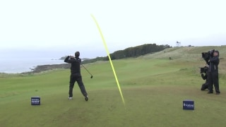 Players take on Happy Gilmore Challenge in Scotland