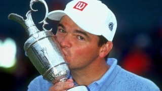 Lawrie recalls The 128th Open win at Carnoustie