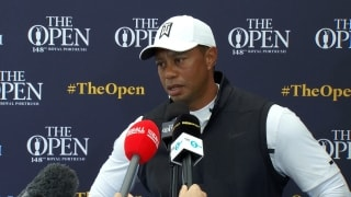 Tiger (MC): 'This is just me not playing well'