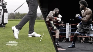 Swing Expedition: Schauffele breaks down how he loads into a swing