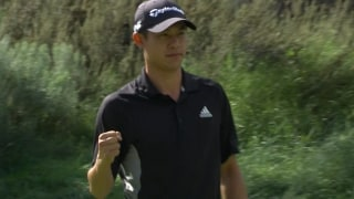 Highlights: Morikawa captures Barracuda for maiden Tour title