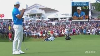 In his own words: Koepka recaps first WGC title win