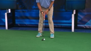 Connor: Fit yourself to putter to hole more putts