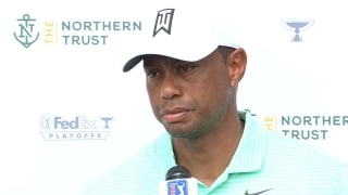 Tiger on FedExCup changes: 'NASCAR didn't get it right the first time'
