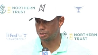 Tiger: 'There is concern' about playoff stretch