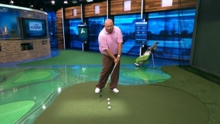 Conaway: Shallow angle of attack for crisper irons