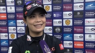 M. Jutanugarn (67): 'Another pretty solid day'