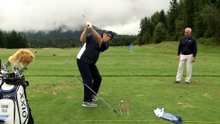 Hall of Fame Lesson: Els shares secrets to smooth swing