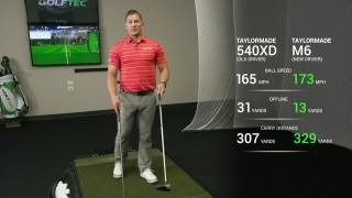 GOLFTEC: Key driver fitting measurements