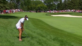 Golfing World: Top shots from '17 Solheim Cup