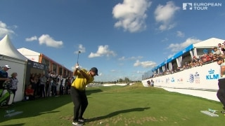 Shinkwin leads KLM Open; Garcia two back