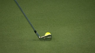 Huffman: The shot after the shank