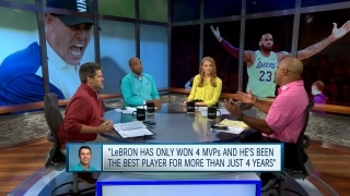 King Koepka vs. King James: Brooks compares himself to LeBron