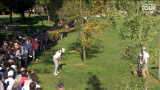 Highlights: Cabrera Bello, Arnaus co-lead in Spain; Rahm 2 back