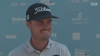 Johannesen goes low in Spain with career-best 63