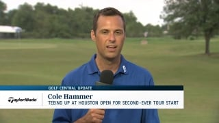 Hammer teeing up at Houston Open for second-ever tour start