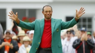 Tiger Woods announces plans for memoir 'Back'