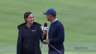 Playing in the Olympics would be 'the ultimate' for Tiger
