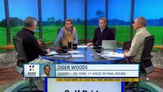 Surprise, surprise: What to make of Tiger's performance at the Zozo