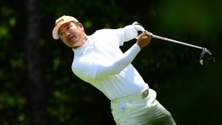 Hosung Choi (and his unique swing) wins again on Japan Tour