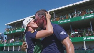 Longevity: Westwood recalls 43rd career victory
