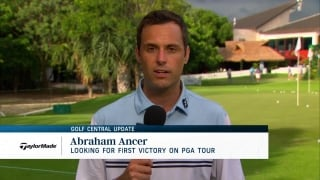 Ancer looking to take the next step on PGA Tour