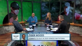 Tiger returns to Riviera for 2020 Genesis Invitational