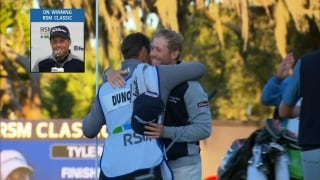 In his own words: Duncan recaps first PGA Tour win