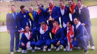 Great Moments in Time: 2018 Ryder Cup at Le Golf National