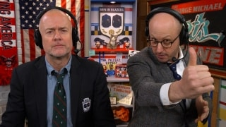 Men in Blazers: Presidents Cup Premier League mashup