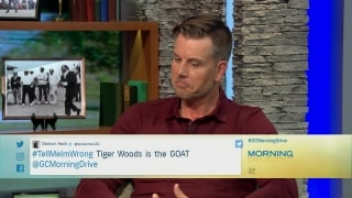 #TellMeImWrong: Does Stenson agree with McIlroy that Tiger's the GOAT?