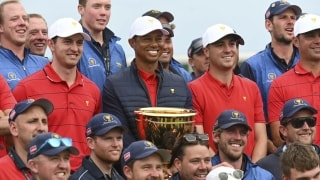 Where does Tiger's Presidents Cup win fit into his legacy?