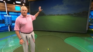 Ogrin: Take it vertically downfield to hit more greens