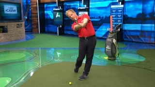 Morris: Gain control of the clubface and your approach shots