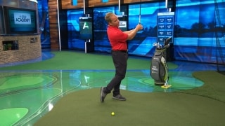 Morris: Hit more greens with the 'Toe Tap Drill'