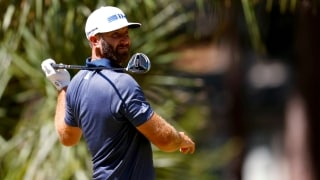 DJ drops outside OWGR top 5 for first time in four years