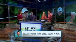 Can Koepka keep confidence high if 2020 brings major lull?