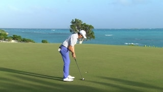 Wu separates from pack at windy Great Exuma Classic